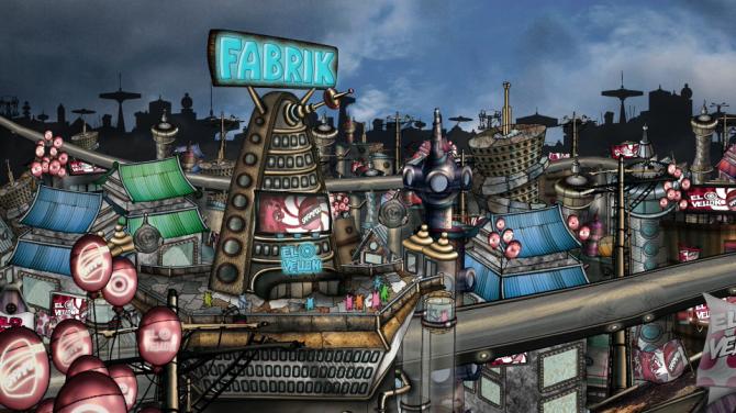 Fellfische City