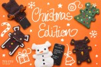 Fellfische Cellphone Cases Christmas Edition