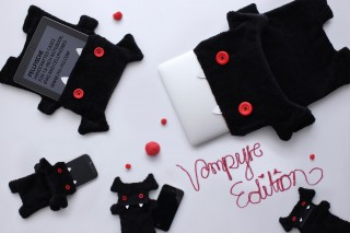 Fellfische Gadget Cases Vampire Edition